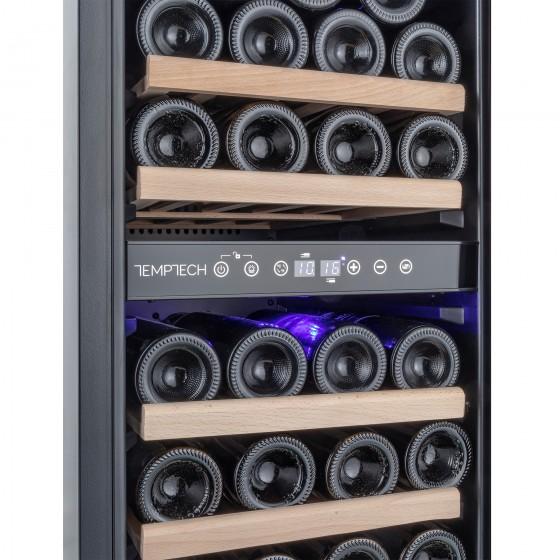 Temptech Premium WPQ38DCB Vīna Skapis