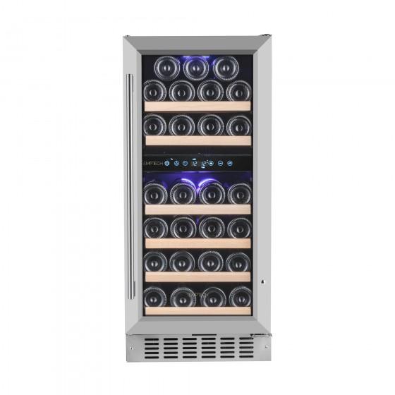 Temptech Premium WPQ38DCS Vīna Skapis